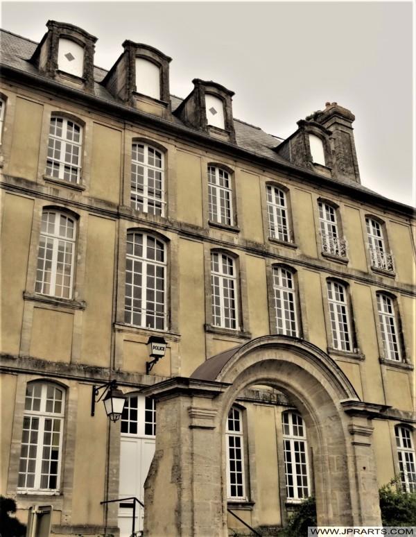 Gendarmerie et de Police à Bayeux, France