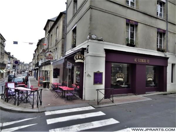 Hôtel Au Georges VII à Bayeux, France
