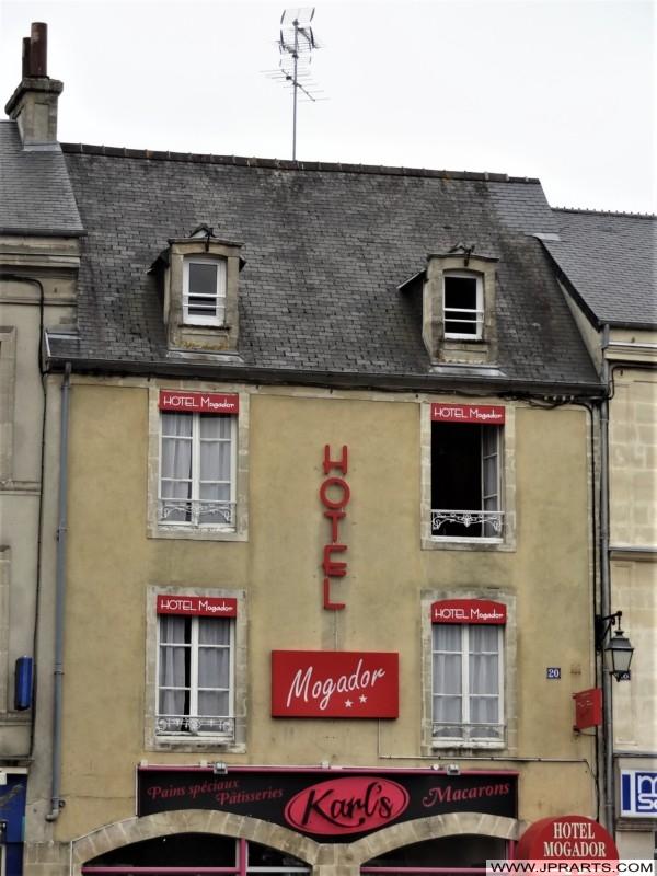 Hôtel Mogador à Bayeux, France
