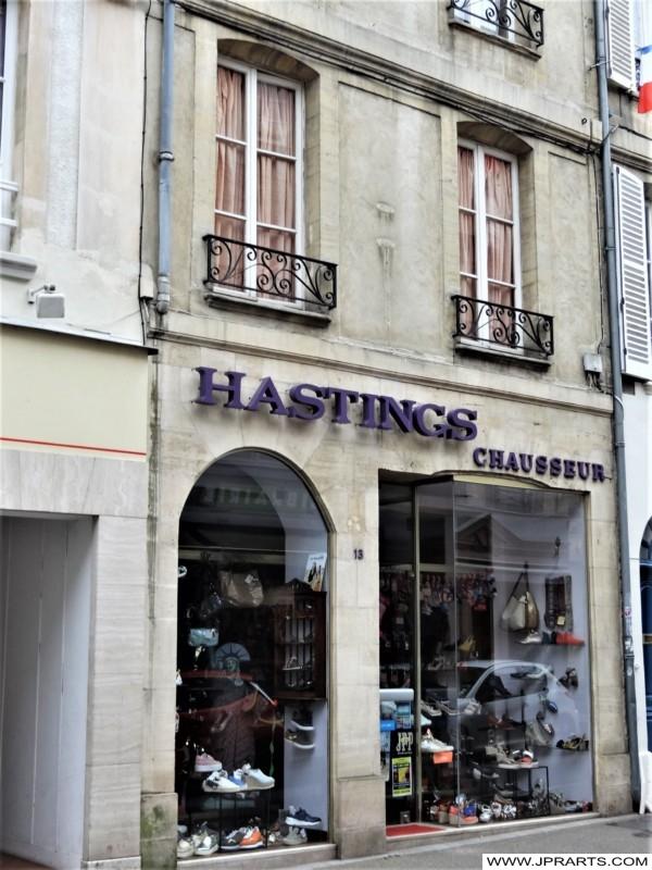 Hastings Chausseur à Bayeux, France