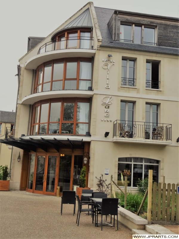 Hotel Villa Lara in Bayeux, France