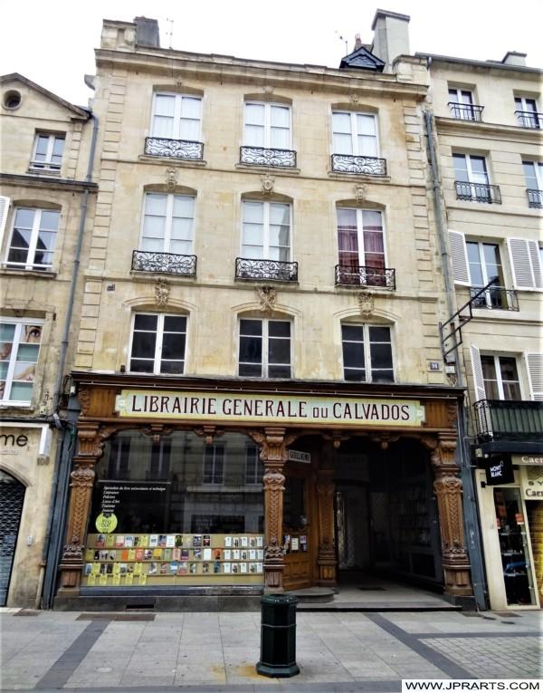 Librairie Générale du Calvados (Caen, France)
