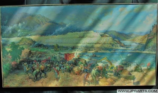 North Korean Painting