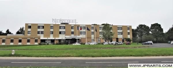 Novotel à Bayeux, France