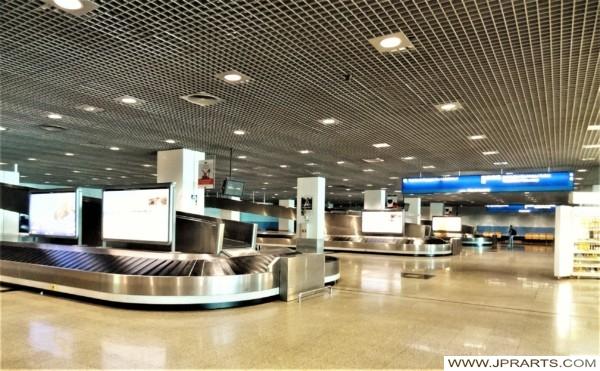 Reivindicação de Bagagem no Aeroporto da Madeira