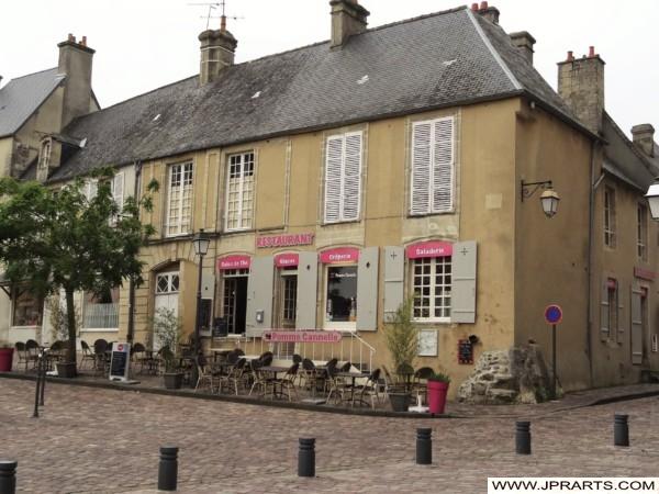 Restaurant Pomme Cannelle à Bayeux, France