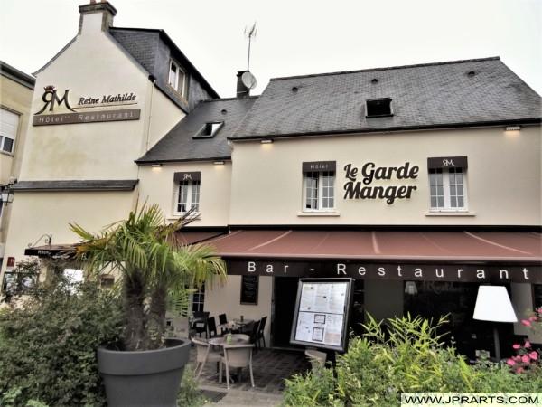 Restaurant Reine Mathilde In Bayeux France
