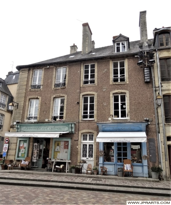 Sweet Boutiques in Bayeux, France
