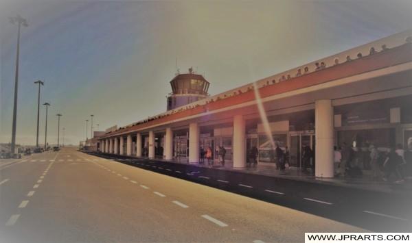 Terminal do Aeroporto da Madeira