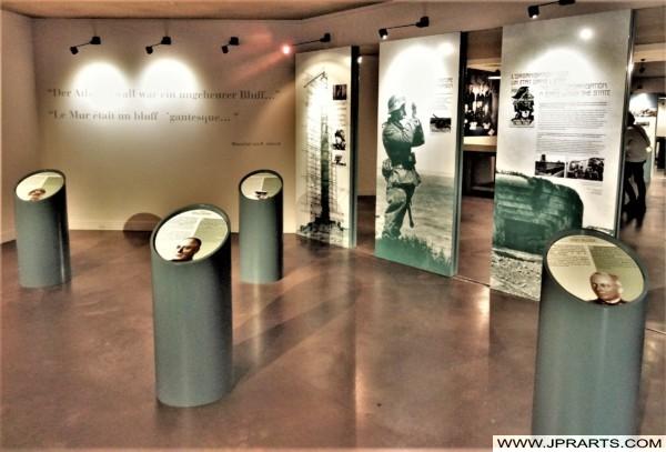 Vue d'Ensemble Musée Mémorial Bataille de Normandie (Bayeux, France)