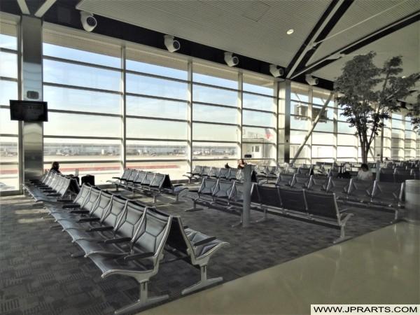 デトロイト・メトロポリタン・ウェイン・カウンティ空港(ミシガン州、アメリカ合衆国)