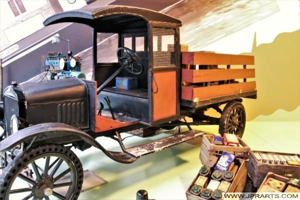 Ford Open Truck (Model T - 1910)