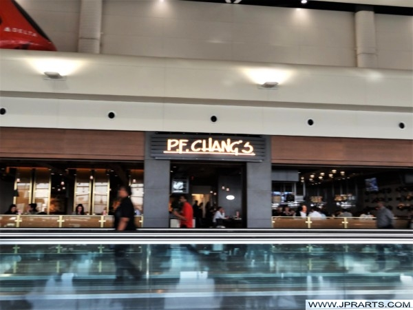 P.F. Chang's at Detroit Airport (Michigan, USA)