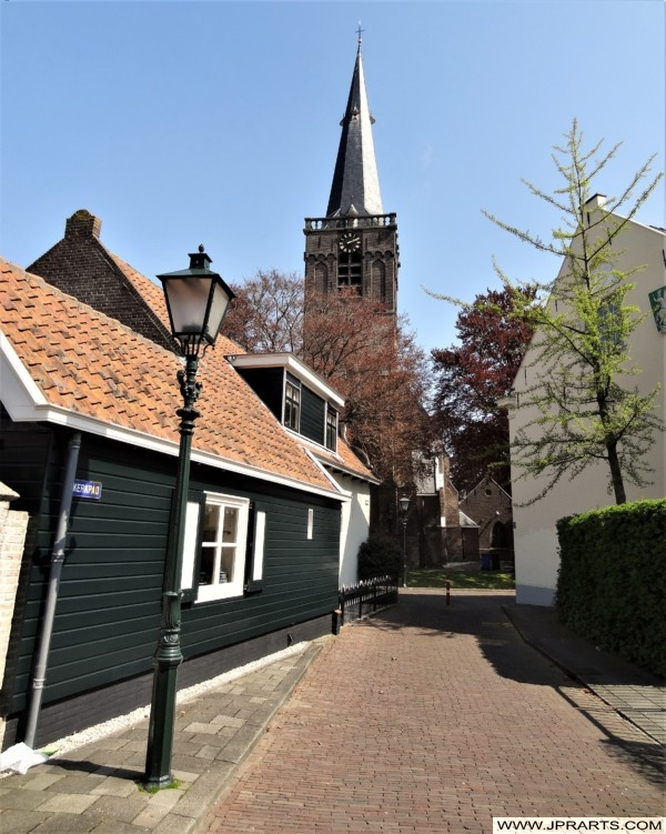 Historisch Centrum van Ridderkerk, Nederland