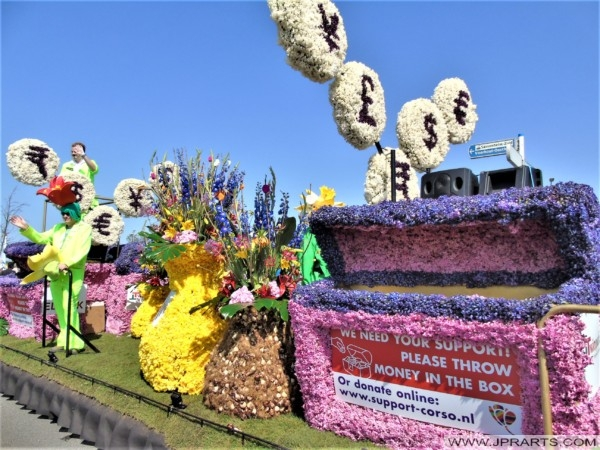 www.support-corso.nl - Flower Parade Bulb Region, The Netherlands