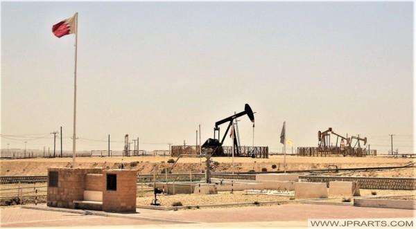 أول بئر نفط في البحرين