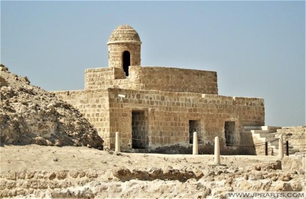 برج مراقبة قلعة البحرين