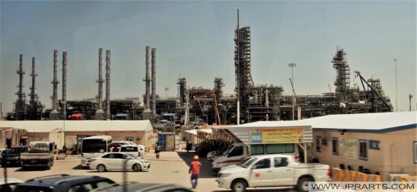 BANAGAS CGP Plant in Bahrain