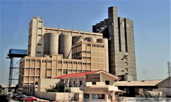 Bahrain Flour Mills Silo