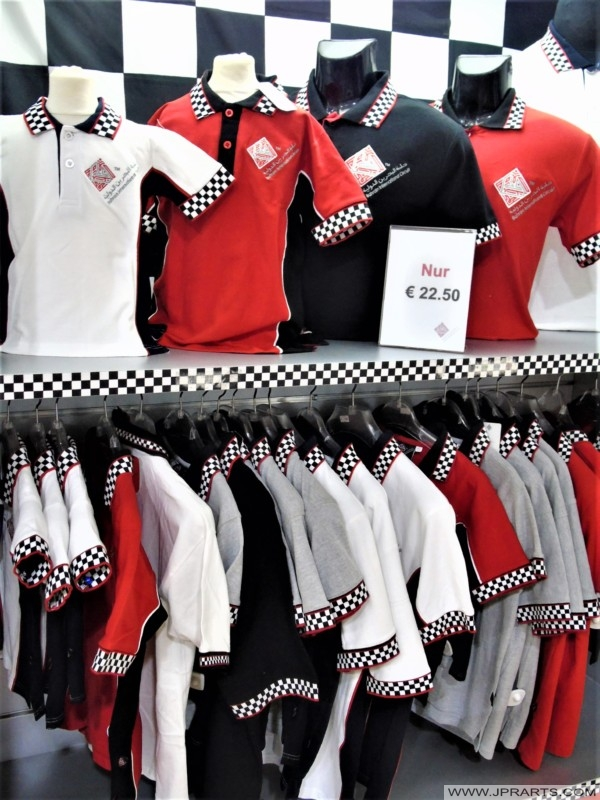Bahrain International Circuit Shirts