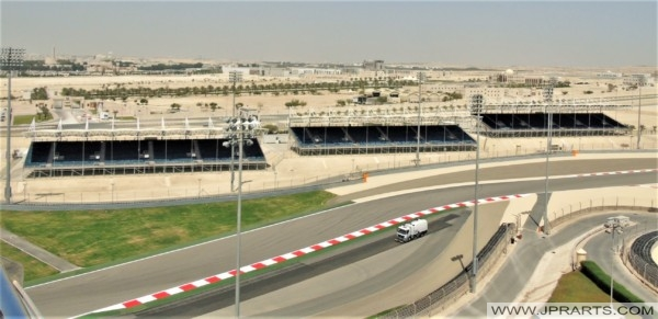 Bahrain International Circuit Stands