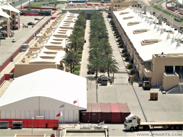 Oasis Complex -12 Individual Suites which are Located in the Centre of the Bahrain Circuit
