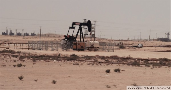 صناعة البترول (جبل دخان ، البحرين)