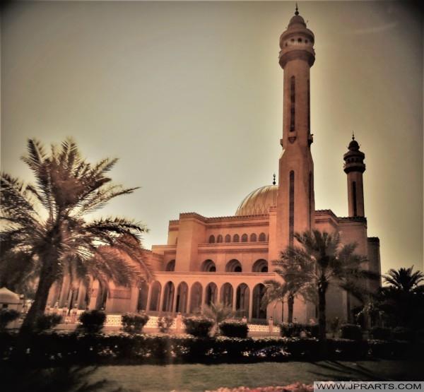 مسجد الفاتح في المنامة ، البحرين