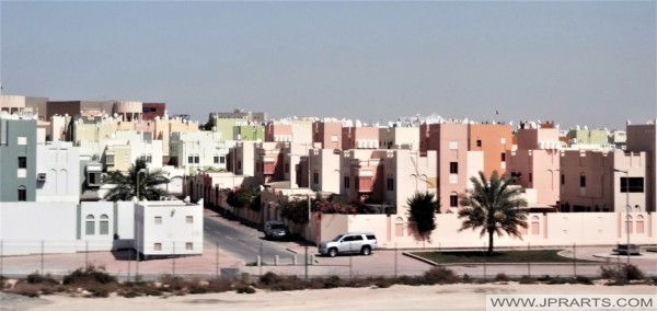 Residential Area in Bahrain