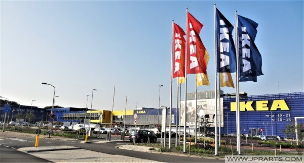 IKEA Concept Center in Delft, The Netherlands