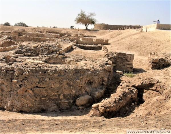 Dilmun-Era Ruins ( Qalat Al-Bahrain)
