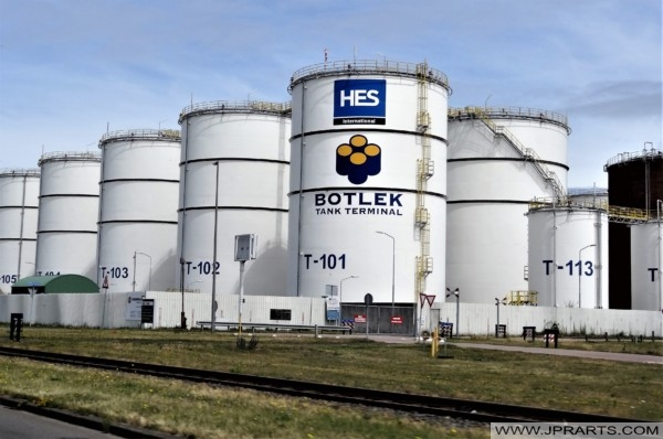 Botlek Tank Terminal (Rotterdam, Netherlands)