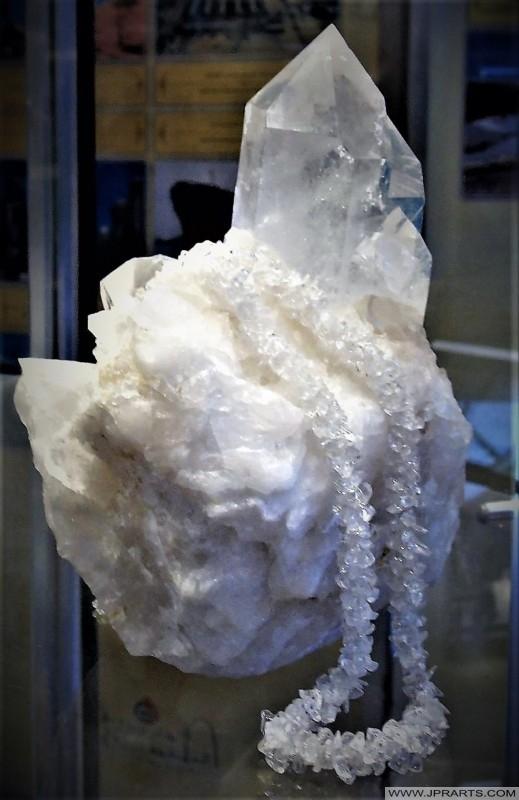 Quartz Crystal (Oil Museum in Bahrain)