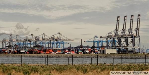RWG Terminal (Rotterdam, Holandia)