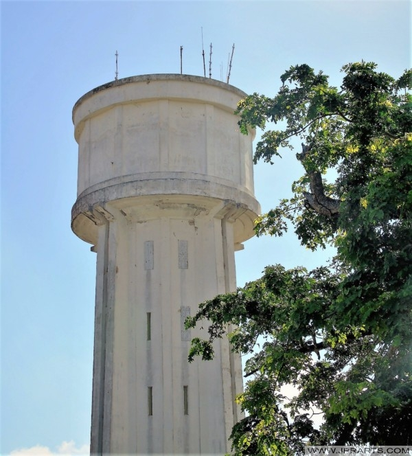 Water Tower in Nassau, Bahamas