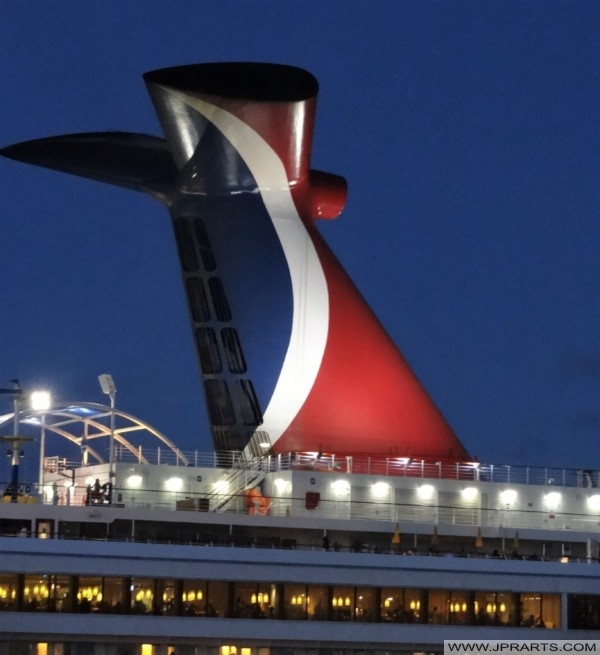 Carnival Sunshine Funnel