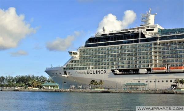 Solstice-Class Cruise Ship Celebrity Equinox