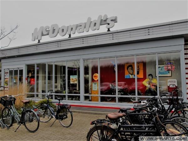 McDonald's in Best, Niederlande